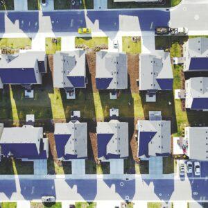 suburbs, homes, neighbors